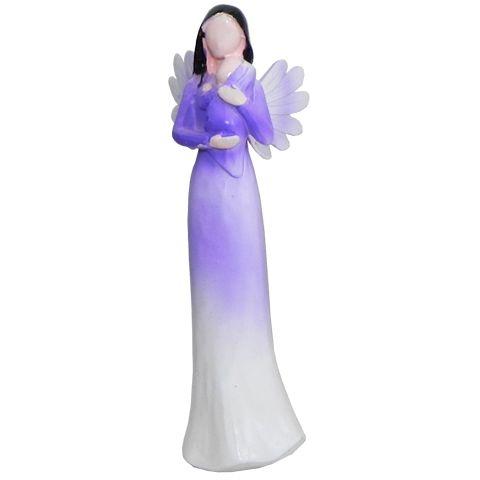 Anjo Sem Rosto Lilas - Proteção