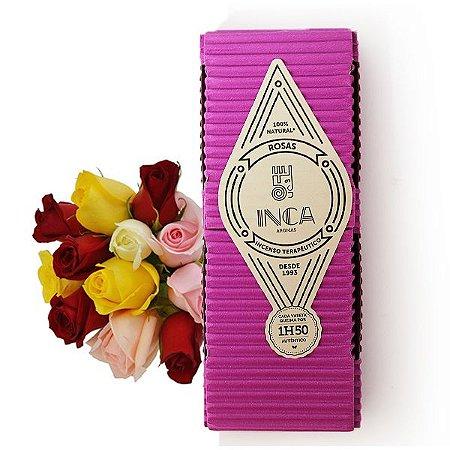 Incenso Inca Rosas