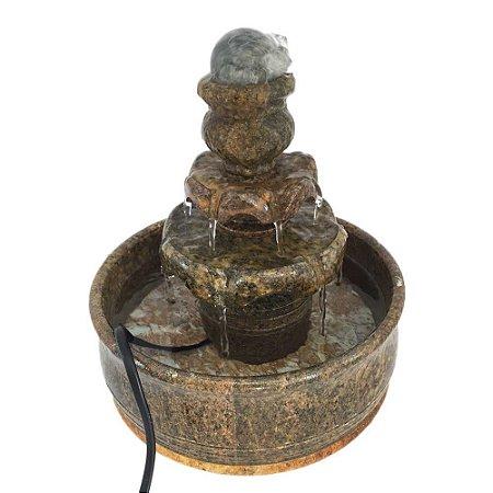 Fonte Chafariz em Pedra Sabão