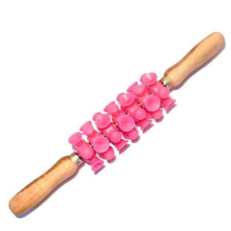 Rolo Massagem Turbinada- Rosa