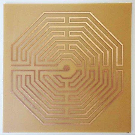 Gráfico Labirinto D'amiens - Fenolite