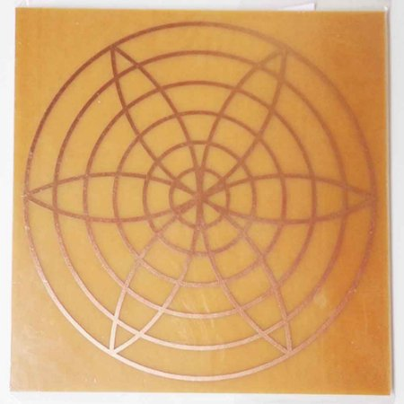 Gráfico Irradiador Energético - Fenoltie
