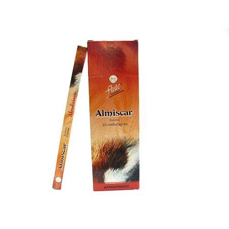 Kit 3 caixinhas Incenso Flute Box no Aroma de Almíscar