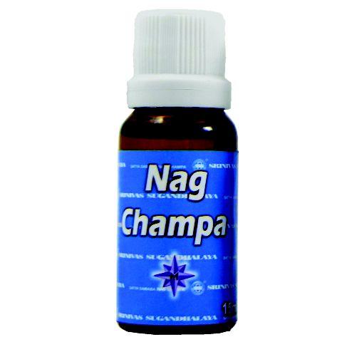 Essência - Nag Champa 15ml