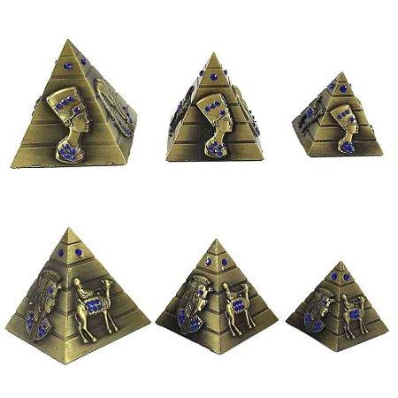 Trio de Piramides Egípcia