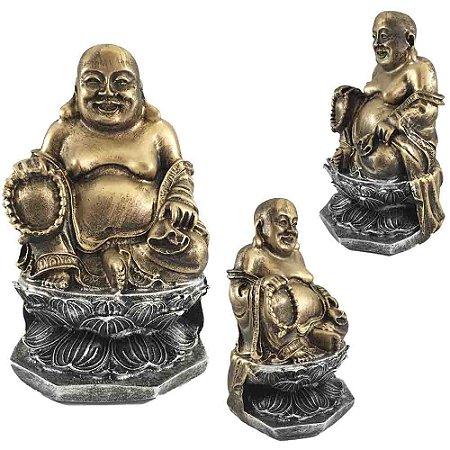 Buda Chines PQ Flor de Lotus