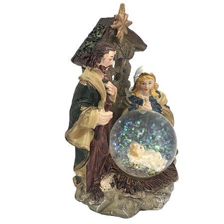 Presépio Maria e José