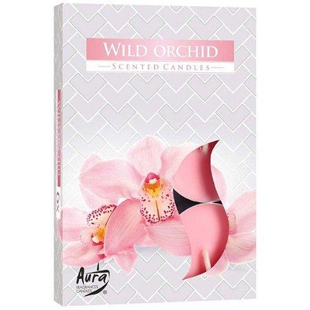 Vela T'Light Aroma Orquídea Selvagem
