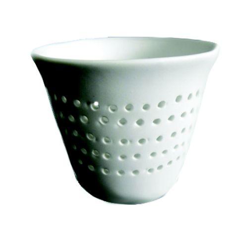 Porta Velas em Cerâmica