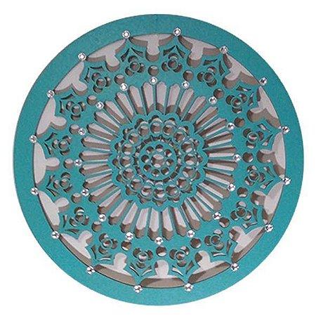 Mandala estilo espada em MDF