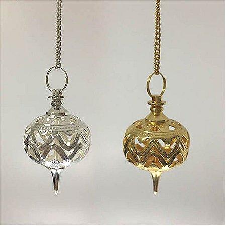 Pendulo Pião Metal