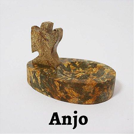Incensários Pedra Sabão