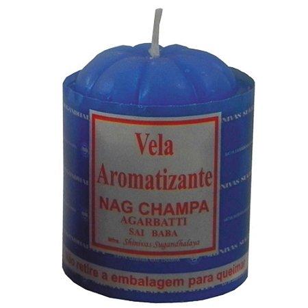 Vela Aromatizante Nag Champa