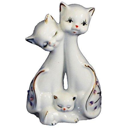 Família De Gatos