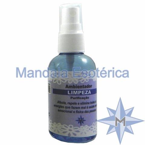 Ambientador em Spray - Limpeza