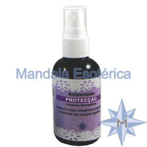 Ambientador em Spray - Proteção