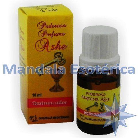 Óleo Extrato - Poderoso Perfume Ashe