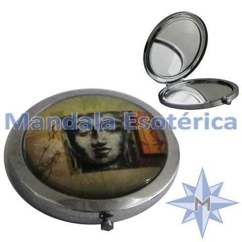Espelho de Bolso Buda