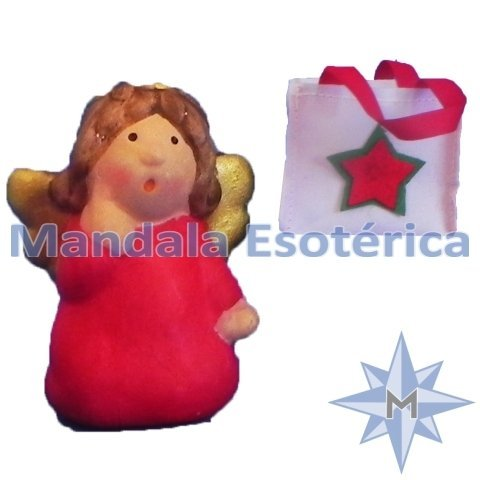 Sacolinha Natal Anjo B