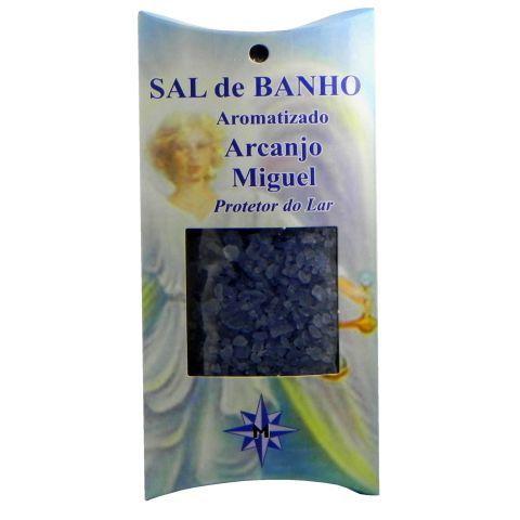 Sal de Banho Aromatizado - Arcanjo Miguel - 100g