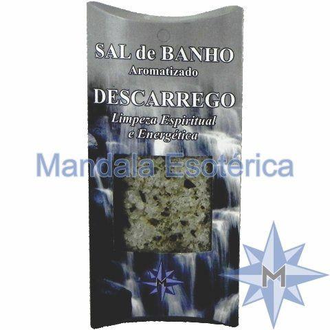 Sal de Banho Aromatizado Descarrego - 100g