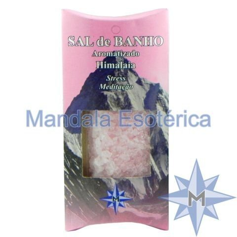 Sal de Banho Aromatizado - Himalaia - 100g