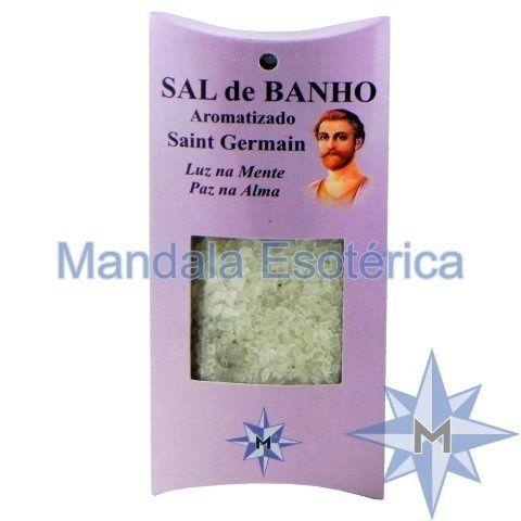 Sal de Banho Aromatizado - Saint Germain - 100g