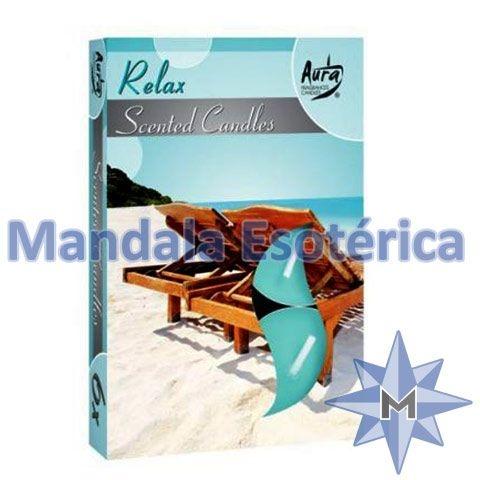Vela Tlight Aroma Relax