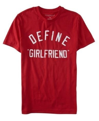 Camiseta masculina Aeropostale Distressed Define Graphic T Shirt