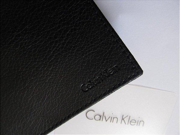 Carteira Calvin Klein Masculina Preta