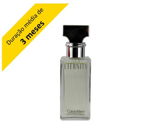 Perfume Calvin Klein Miniatura ETERNITY FEMININO
