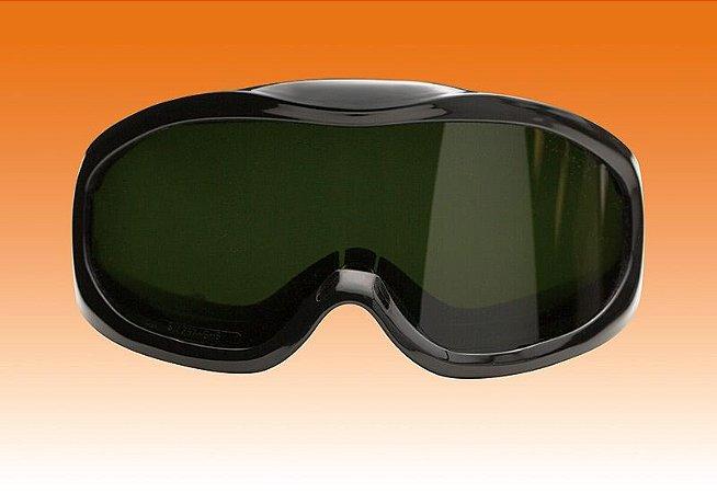 Óculos Simulador de Efeitos de Alcool (1.24 á 1.67 mg/L) - Cinta Laranja - Uso Noturno - Ref. 14505 - NCM 90049090
