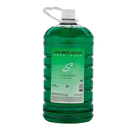 Sabonete Liquido Erva doce - 2L - Light Hair