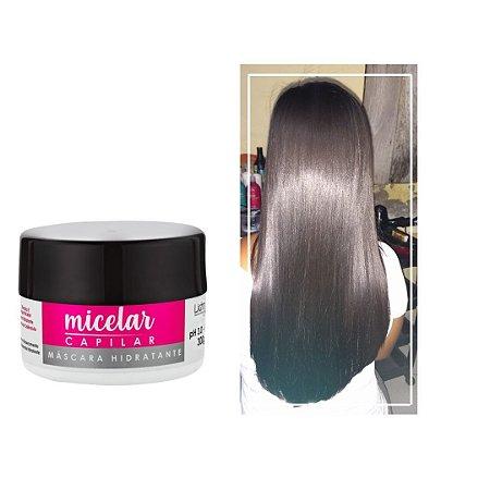Mascara Hidratação Micelar Capilar Nutrição - 300g - Light Hair