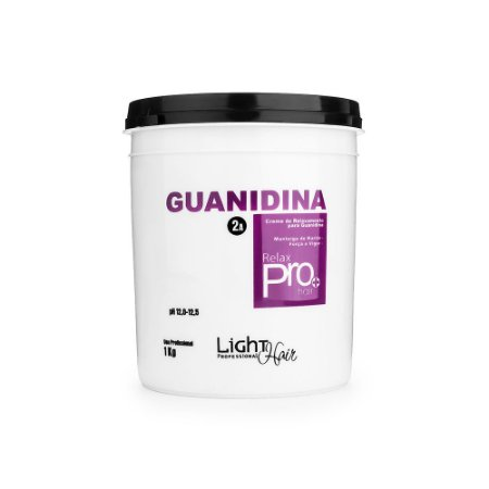 Creme de Relaxamento Guanidina 1 Kg