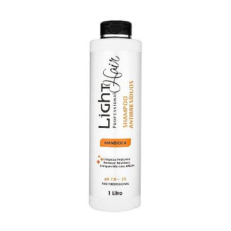 Shampoo Anti-Resíduo Mandioca (progressiva passo 1)