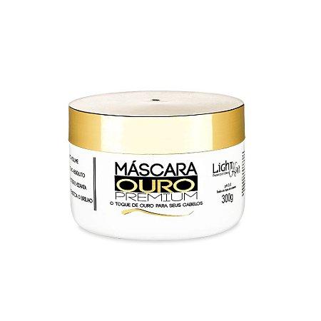 Máscara de Ouro Premium 300g