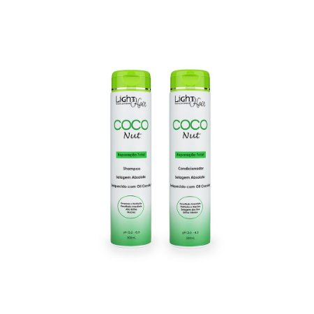 Kit Coconut Home Care