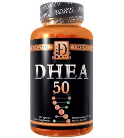 DHEA 50mg Dynamic Formulas