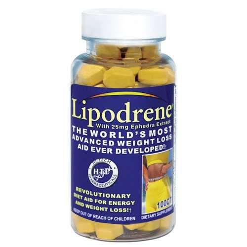 Lipodrene Hi-Tech Pharmaceuticals (100 caps)