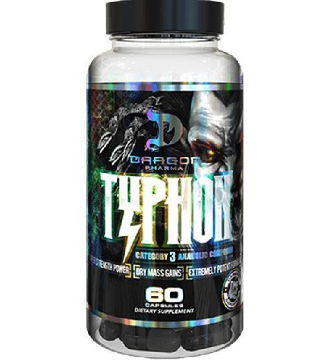 Typhon Dragon Pharma (60 caps)
