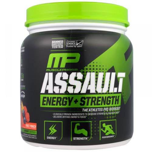 Assault Muscle Pharm