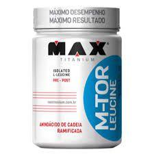 m-TOR Leucine Max Titanium 100g