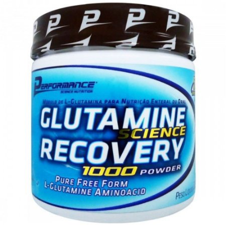 Glutamine Science Recovery 1000 Powder Performance Nutrition 300g