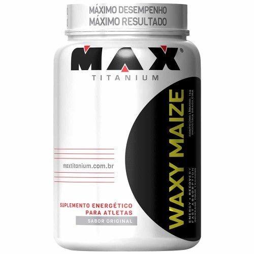 Waxy Maize Max Titanium 1000g