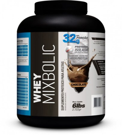 Whey Mix Bolic Sports Nutrition 2722g