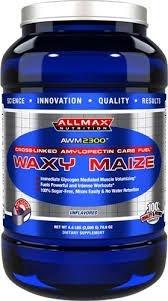 Waxy Maize Allmax Nutrition 2000g