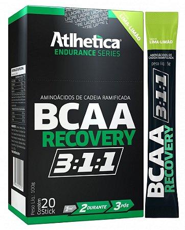 BCAA Recovery 3:1:1 Atlhetica Nutrition 20 Sticks