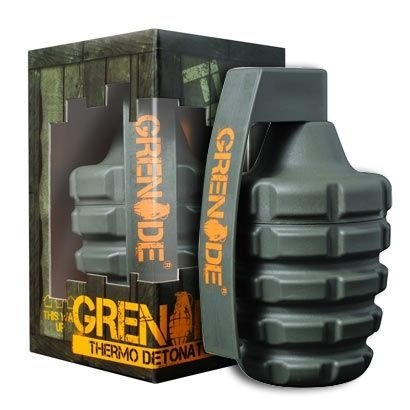 Grenade Thermo Detonator Dietary Supplement 100 Cápsulas