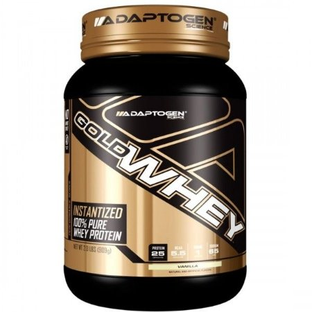 Gold Whey Adaptogen Science 909g